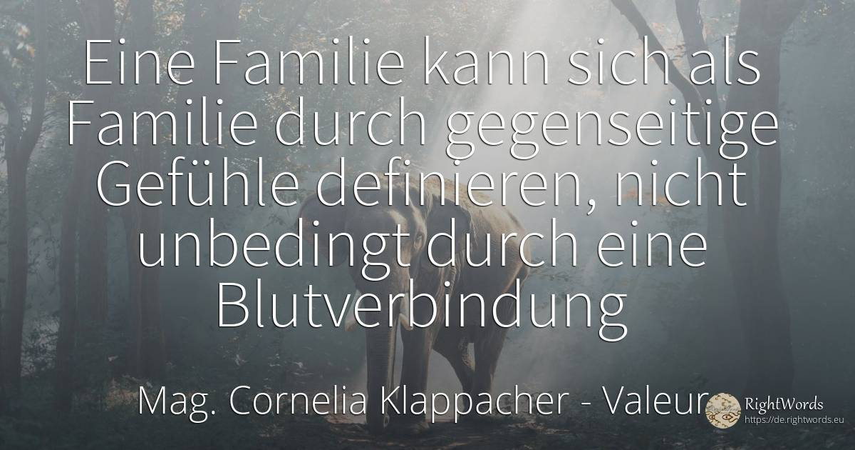 Eine Familie Kann Sich Als Familie Durch Gegenseitige